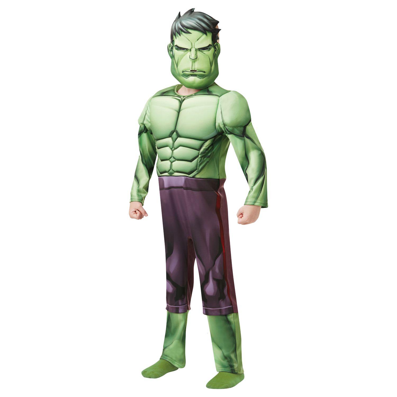 Rubies Hulk Deluxe Children's Costume