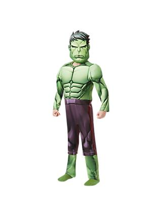 Hulk Deluxe Children's Costume