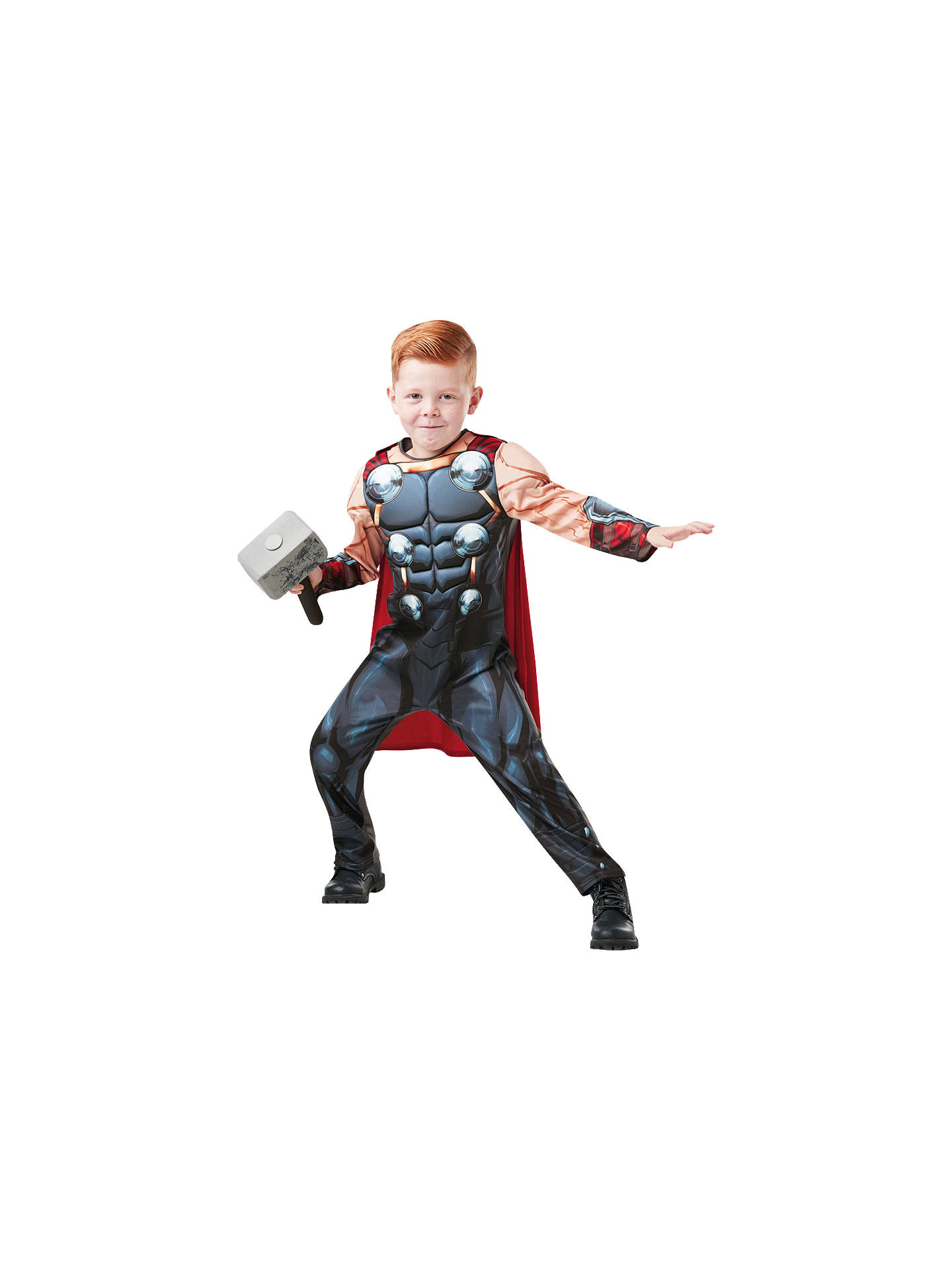 Buy Thor Deluxe Children's Costume, 3-4 years Online at johnlewis.com