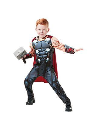 Thor Deluxe Children's Costume