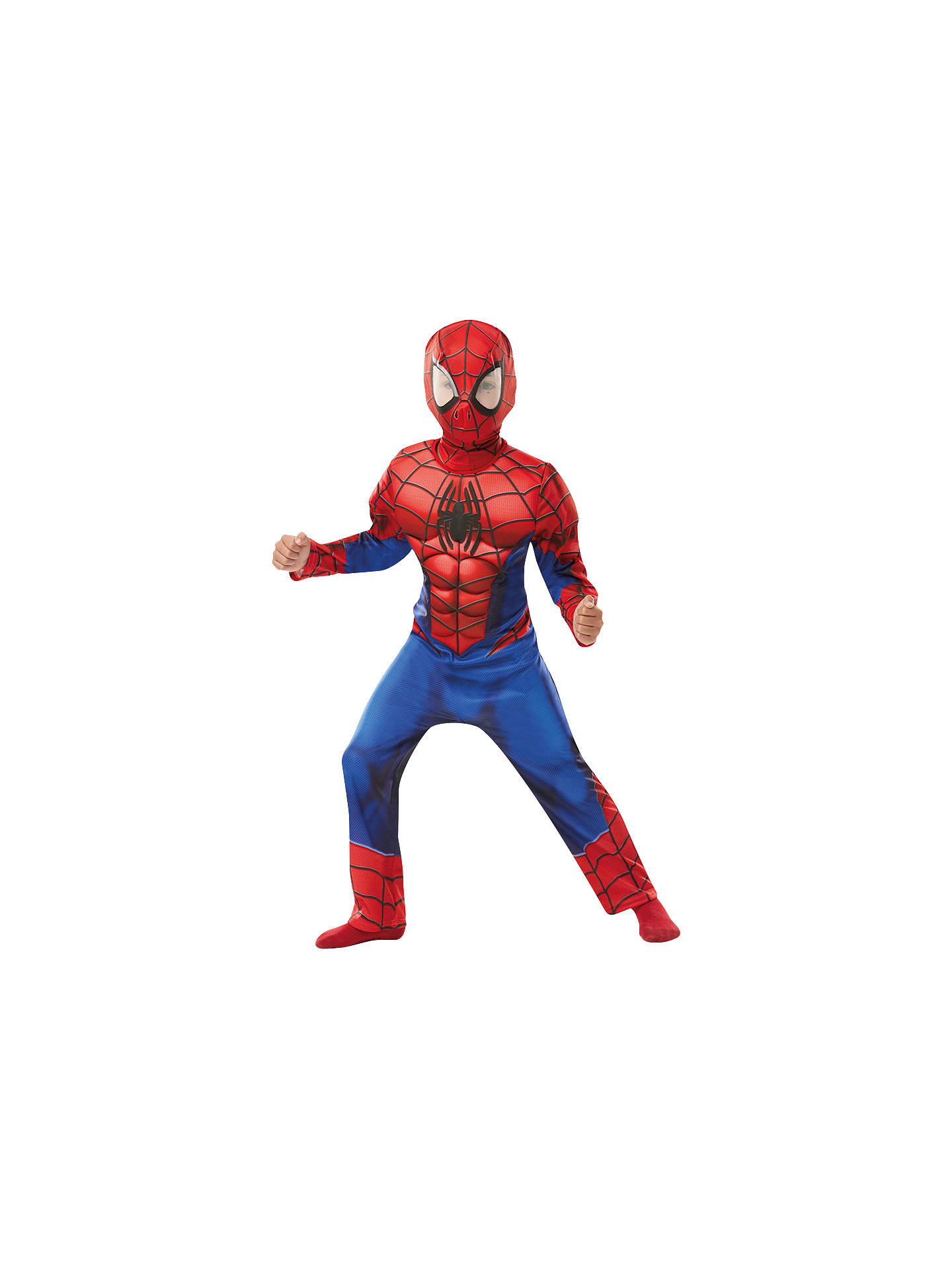 BuySpider-Man Deluxe Children's Costume, 5-6 years Online at johnlewis.com