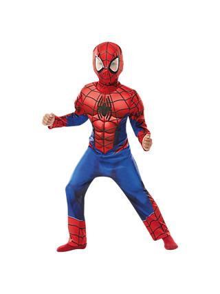 Spider-Man Deluxe Children's Costume