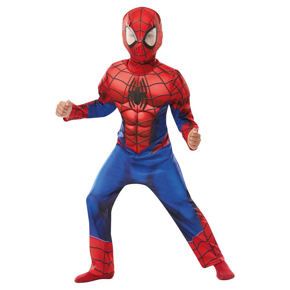 Rubies Spider-Man Deluxe Children's Costume