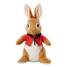 Buy Peter Rabbit 17cm Flopsy Bunny Soft Toy Online at johnlewis.com
