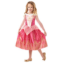 Buy Disney Princess Sleeping Beauty Aurora Fancy Dress Costume, 5-6 years Online at johnlewis.com