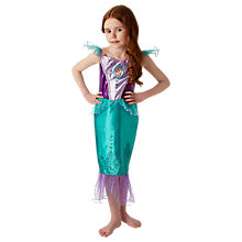 Buy Disney Princess The Little Mermaid Ariel Costume, 5-6 years Online at johnlewis.com