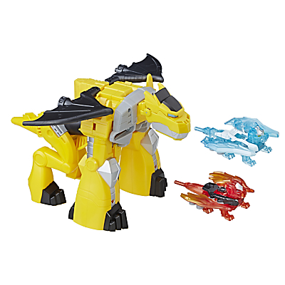 Image of Transformers Rescue Bot Knight Watch Bumblebee Action Figure