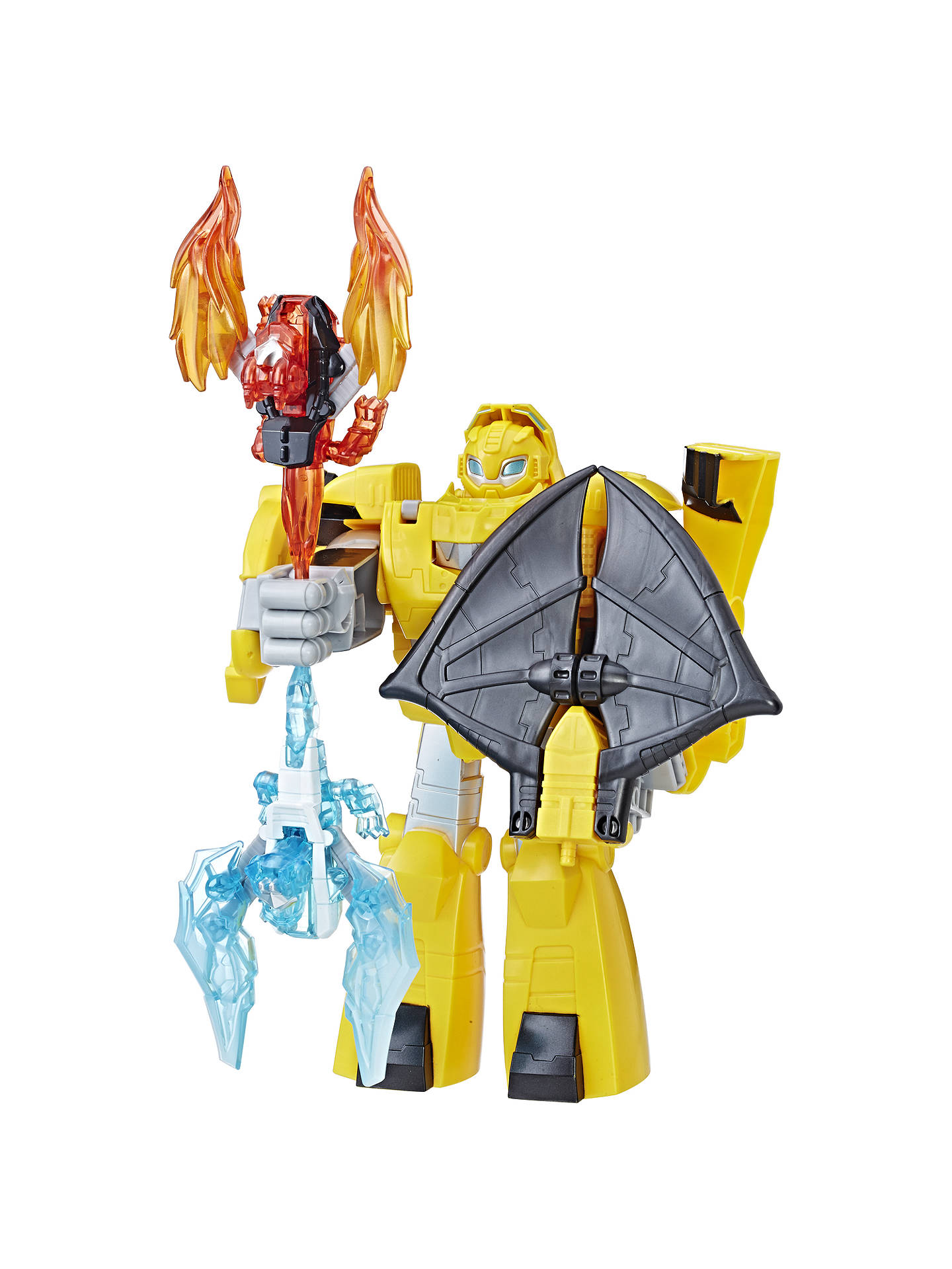 BuyTransformers Rescue Bot Knight Watch Bumblebee Action Figure Online at johnlewis.com