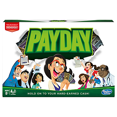 Image of Hasbro Gaming Monopoly - Payday