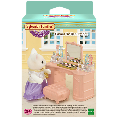 Sylvanian Families Town Series Cosmetic Beauty Set