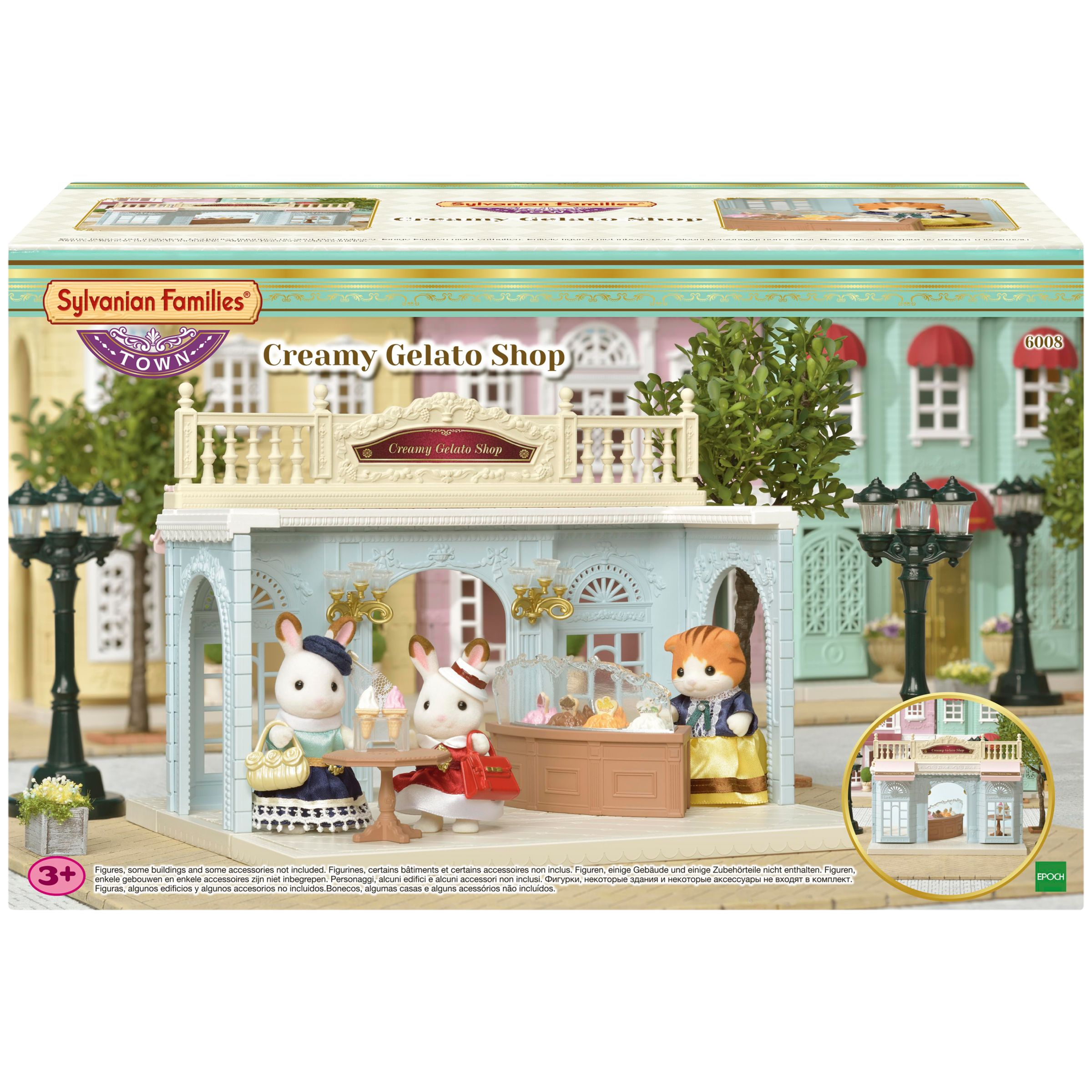 Sylvanian Families Family Saloon Car Compare Bluewater Walnut Squirrel
