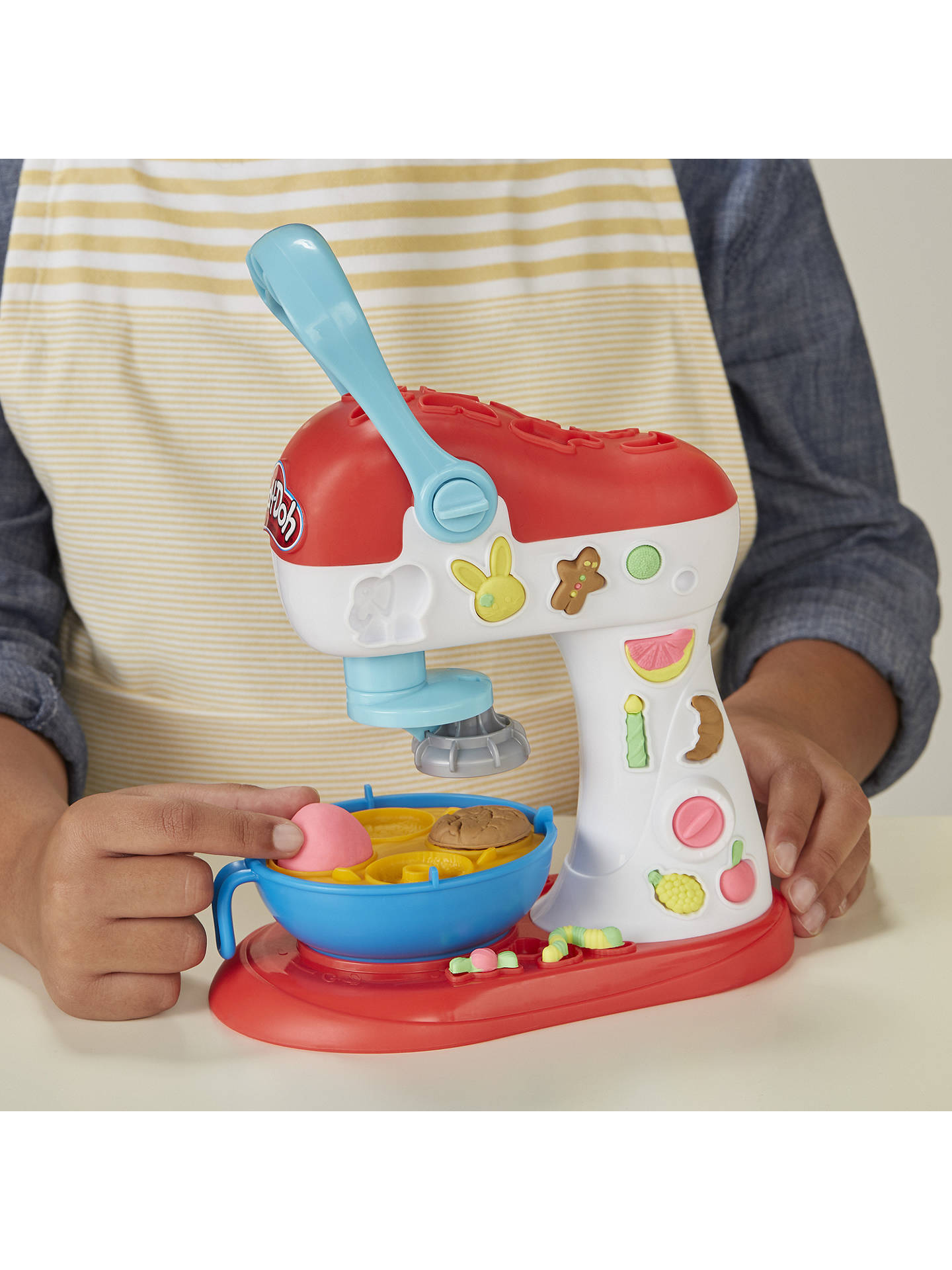 Buy Play-Doh Kitchen Creations Spinning Treats Mixer Online at johnlewis.com