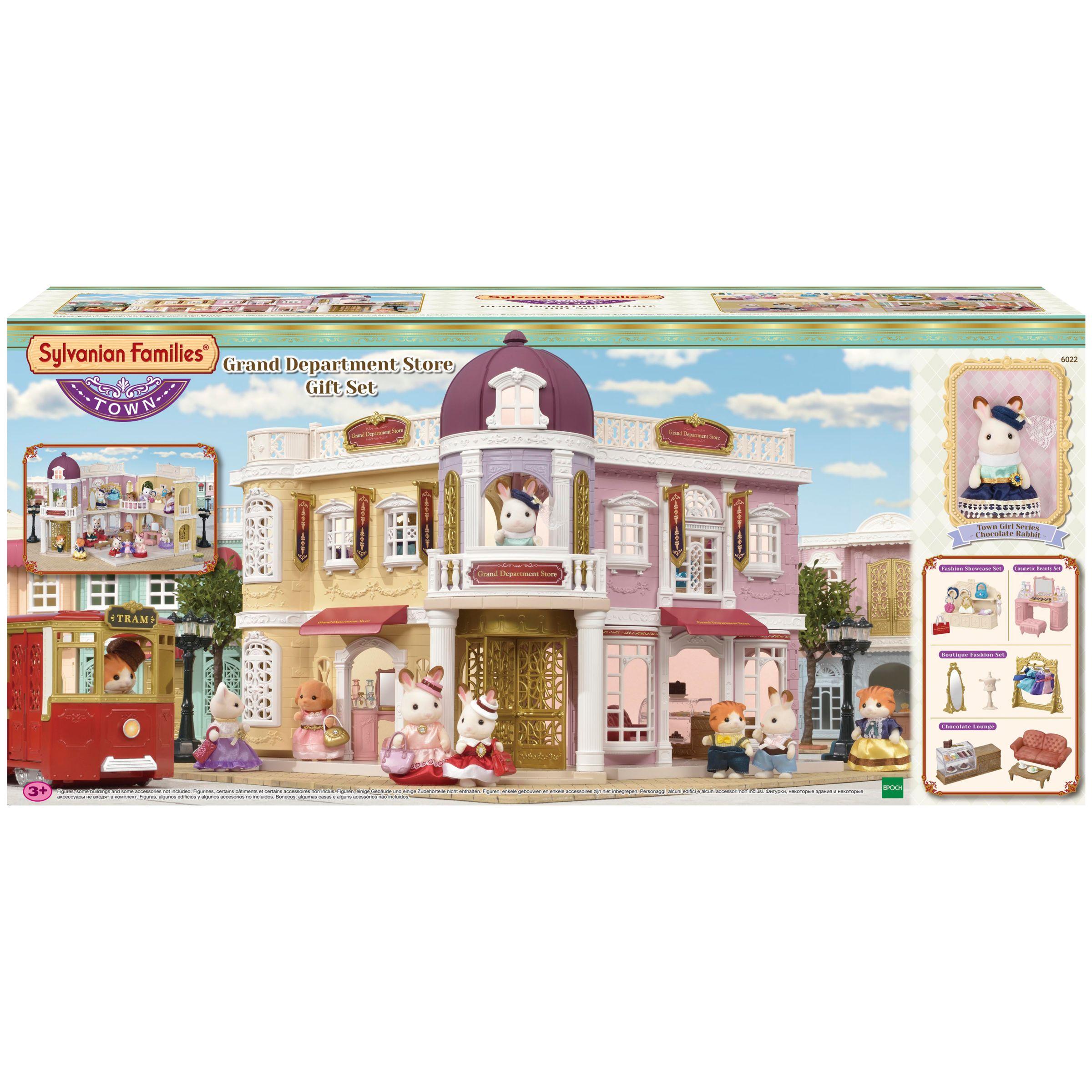 Sylvanian Families Sylvanian Families Town Series Grand Department Store Gift Set