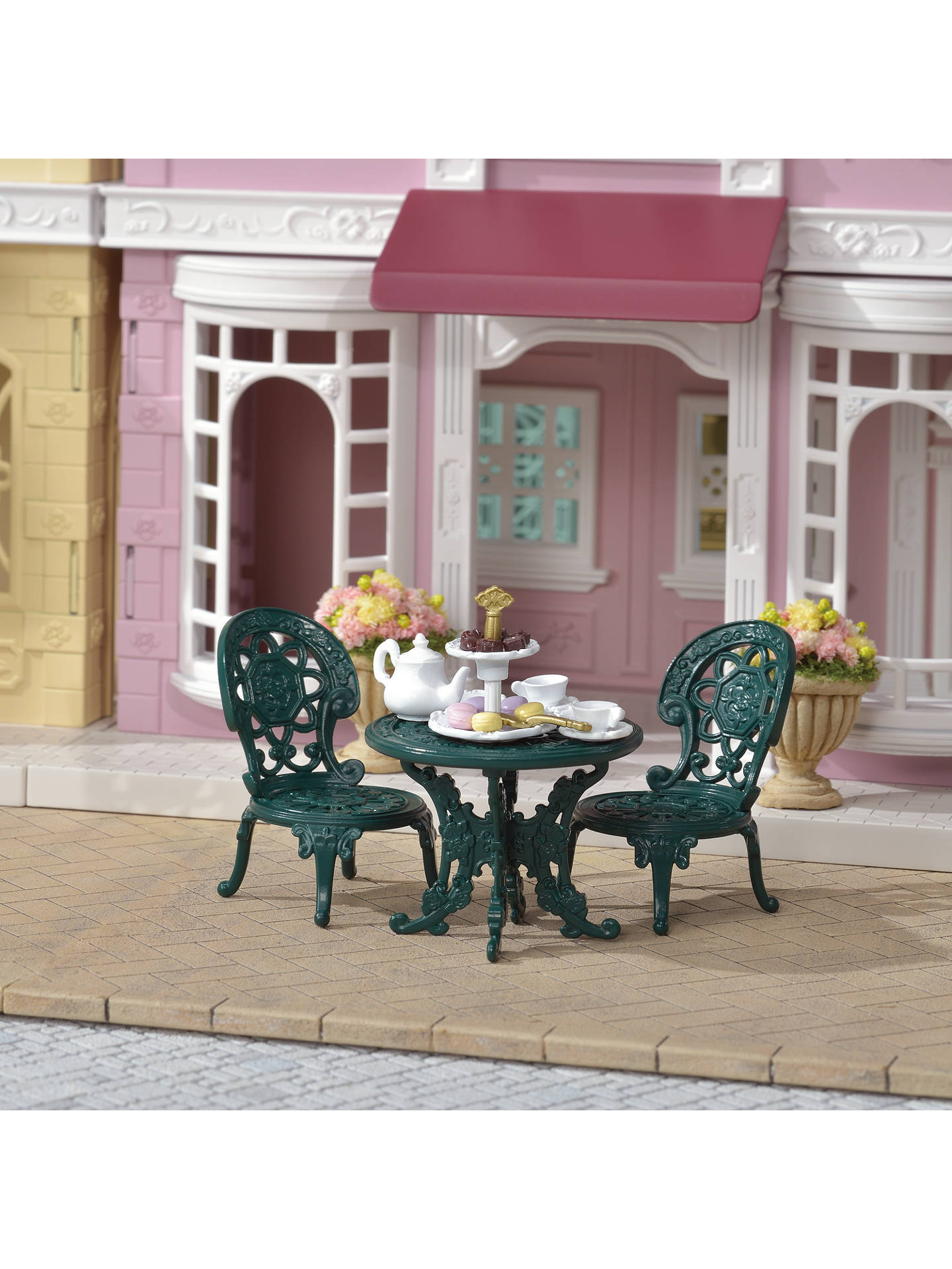 BuySylvanian Families Town Series Tea & Treats Set Online at johnlewis.com