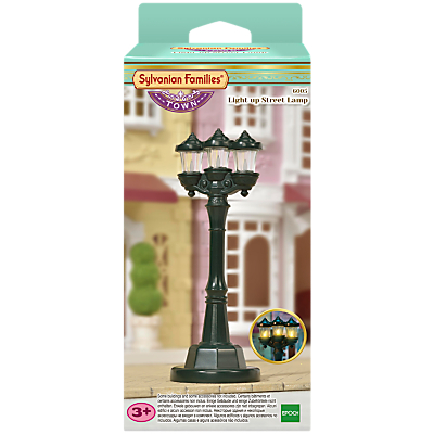 Sylvanian Families Town Series Light Up Street Lamp