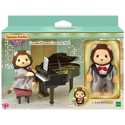 Sylvanian Families Town Series Grand Piano Concert Set