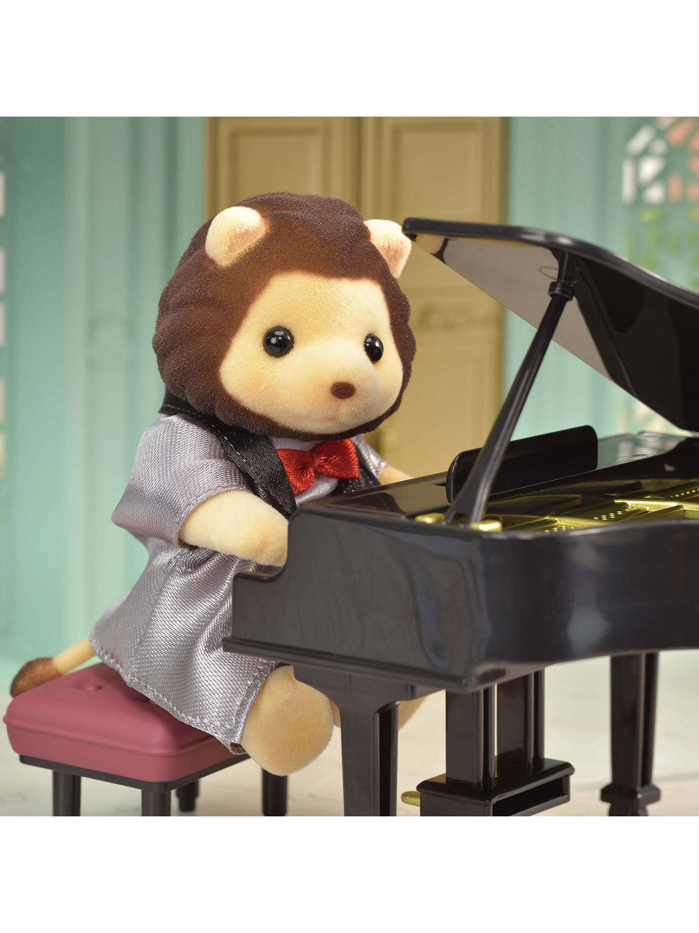 Buy Sylvanian Families Town Series Grand Piano Concert Set Online at johnlewis.com