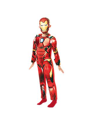 Iron Man Deluxe Children's Costume