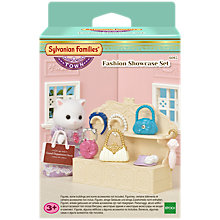 Buy Sylvanian Families Town Series Fashion Showcase Set Online at johnlewis.com