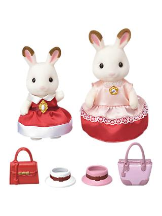 Sylvanian Families Town Series Dress Up Duo Set