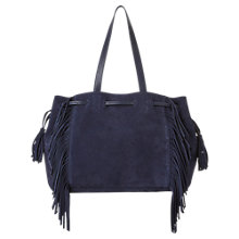 Buy Gerard Darel Simple Two Bis Bag, Blue Online at johnlewis.com