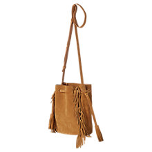 Buy Gerard Darel Moonlight Leather Cross Body Bag Online at johnlewis.com