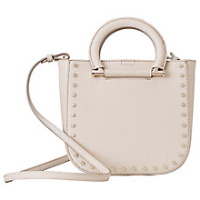 Buy Reiss Mayfair Leather Mini Tote Bag Online at johnlewis.com