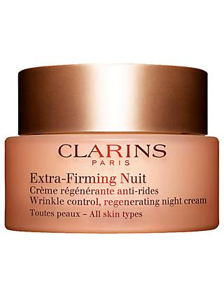 Clarins Extra-Firming Night Cream - All Skin Types, 50ml