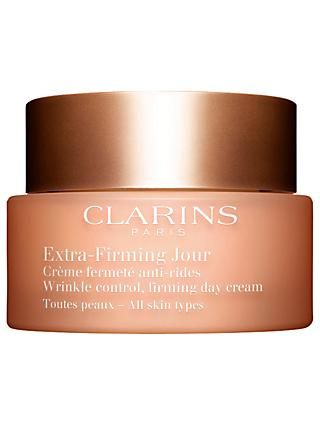 Clarins Extra Firming Day Cream  - All Skin Types, 50ml