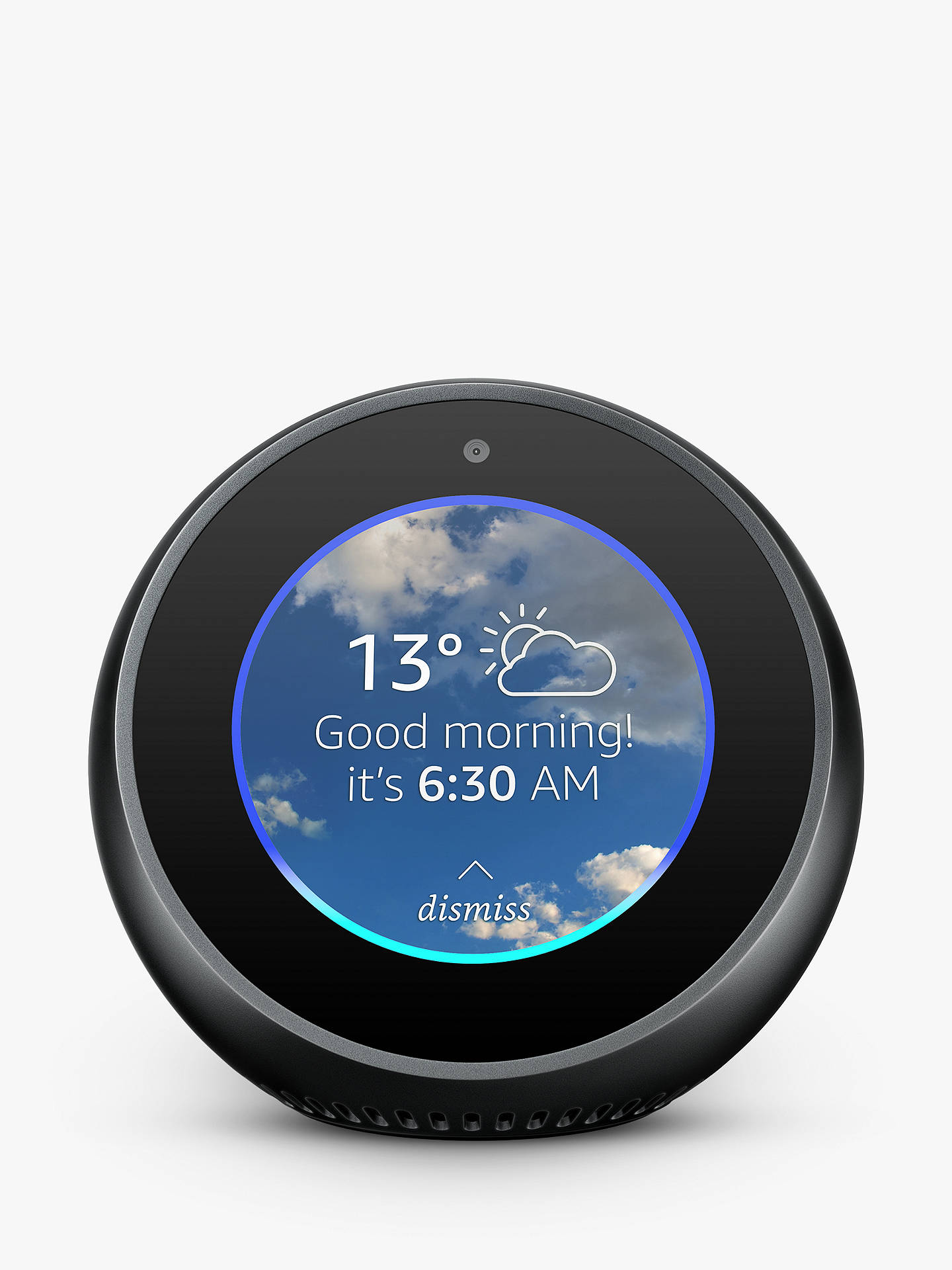 Amazon Echo Spot Smart Speaker with 2 5