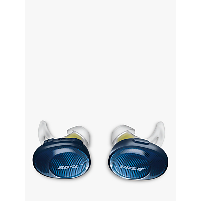 Image of Bose® SoundSport™ Free True Wireless Sweat & Weather-Resistant Bluetooth In-Ear Headphones with Mic/Remote