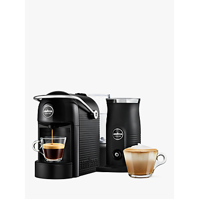 Lavazza A Modo Mio Jolie Plus Coffee Machine with Milk Frother