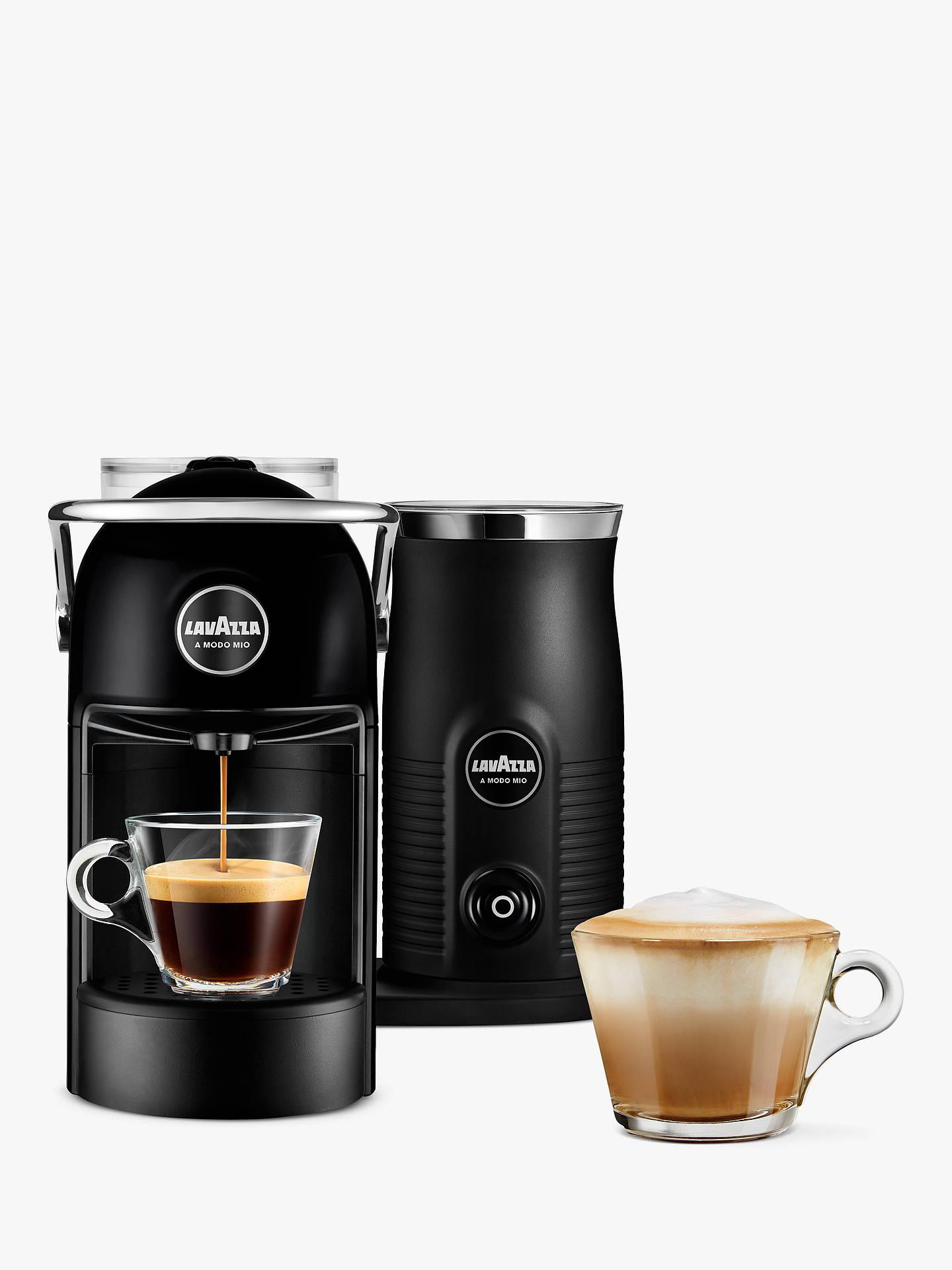 Lavazza A Modo Mio Jolie Plus Coffee Machine with Milk ...