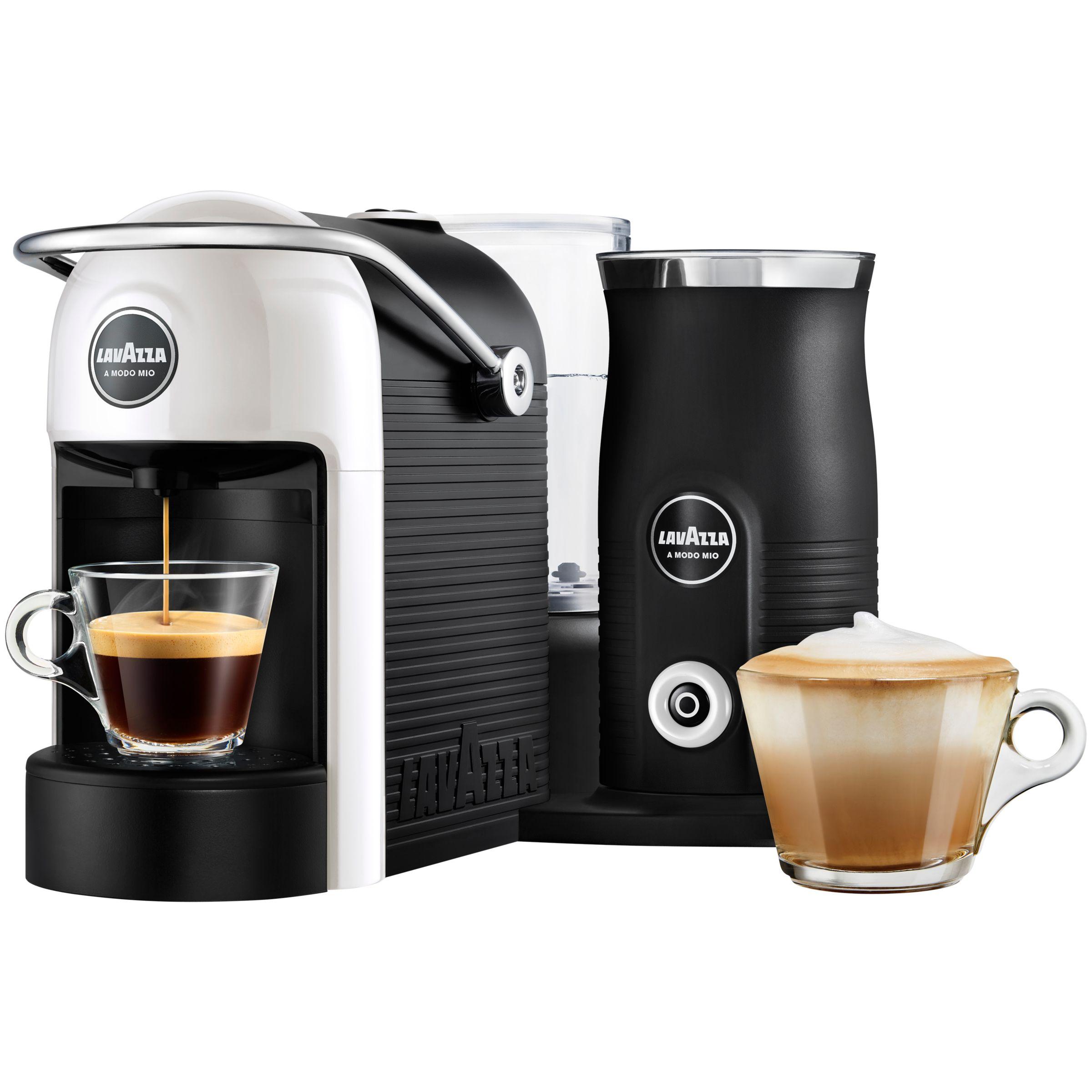 Lavazza Lavazza A Modo Mio Jolie Plus Coffee Machine with Milk Frother