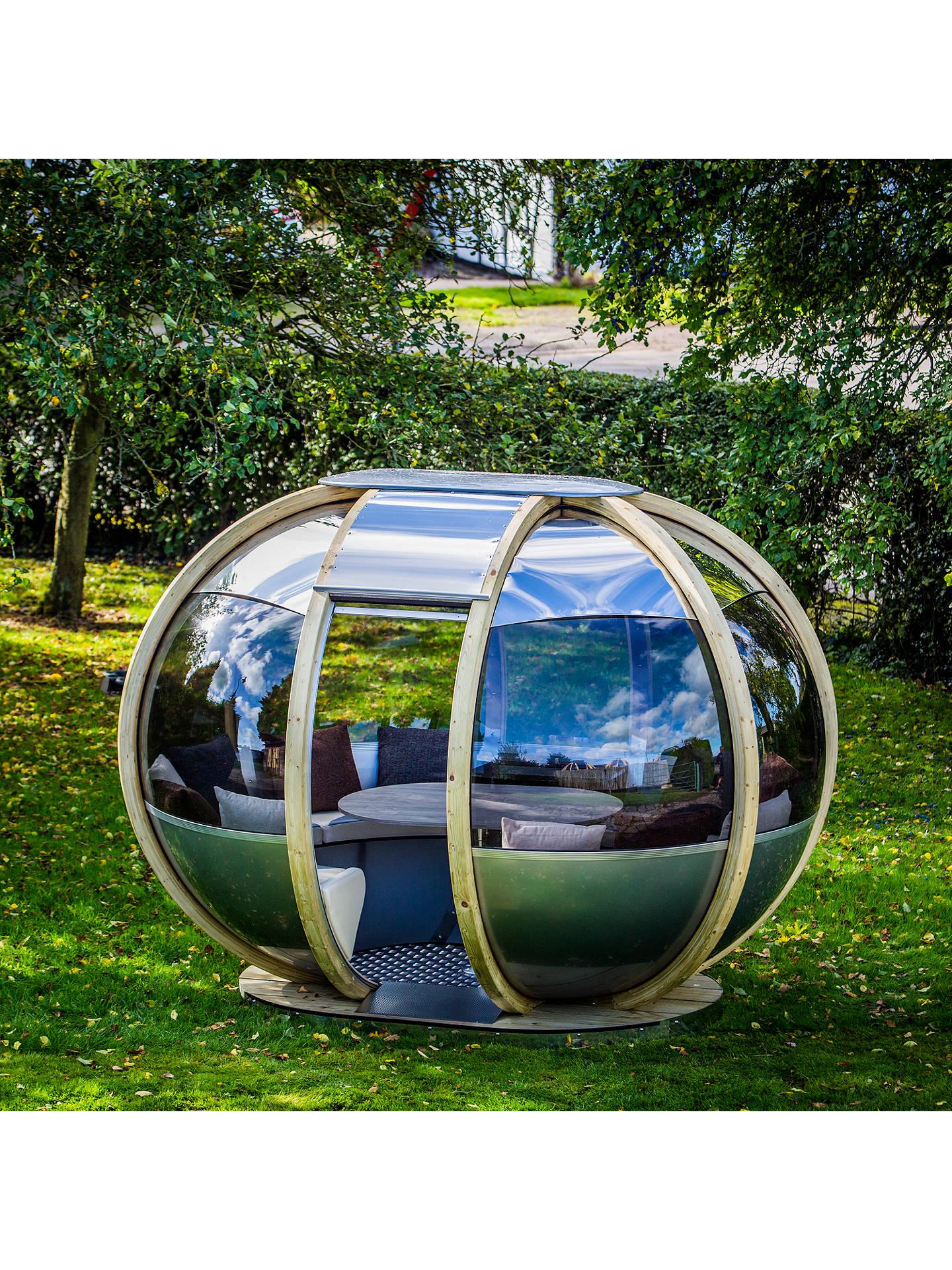 35cc265c0cdb ... Buy Farmer's Cottage Oval Garden Summerhouse Pod Online at johnlewis.  ...