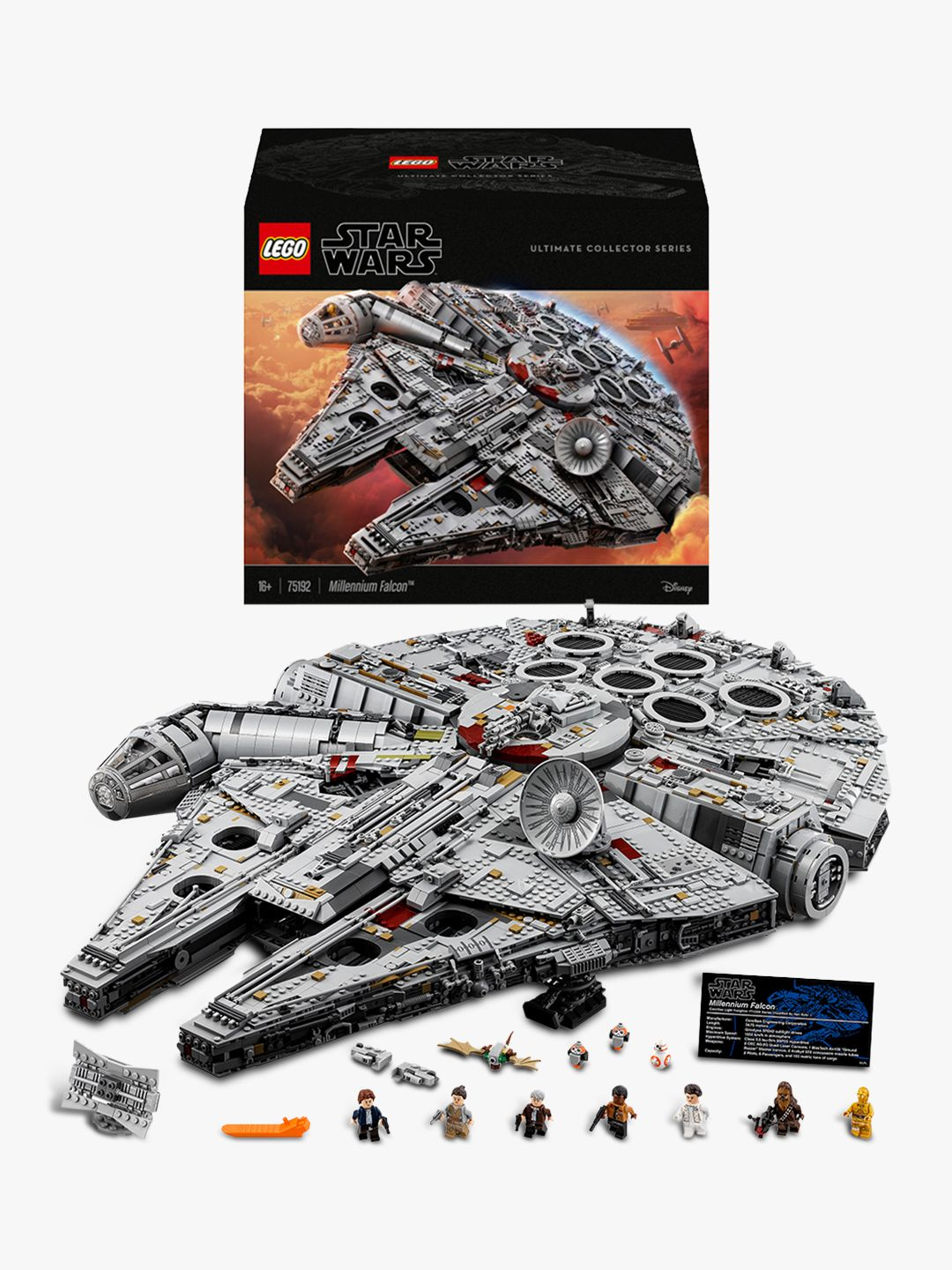 LEGO Star Wars 75192 Ultimate Collector