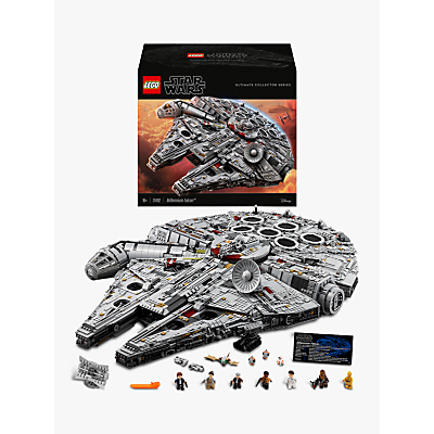 LEGO Star Wars 75192 Ultimate Collector Series Millennium Falcon