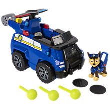 Buy Paw Patrol Flip & Fly Chase Toy Vehicle Online at johnlewis.com