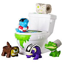 Buy Spin Master Flushville Filthy 5 Pack Online at johnlewis.com