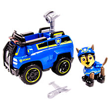 Buy Paw Patrol Spy Chase Pup and Spy Cruiser Online at johnlewis.com