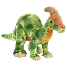 "Buy Aurora World Parasaurolophus 16"" Dinosaur Soft Toy Online at johnlewis.com"