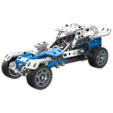 Buy Meccano 10-in-1 Rally Racer Set Online at johnlewis.com