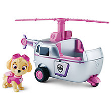 Buy Paw Patrol Skye and High Flyin' Copter Online at johnlewis.com