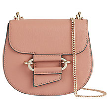 Buy Reiss Mini Maltby Leather Crossbody Bag Online at johnlewis.com