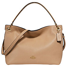 Buy Coach Clarkson Leather Hobo Bag Online at johnlewis.com