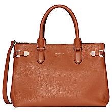 Buy Modalu Emerson Leather Large Grab Bag Online at johnlewis.com