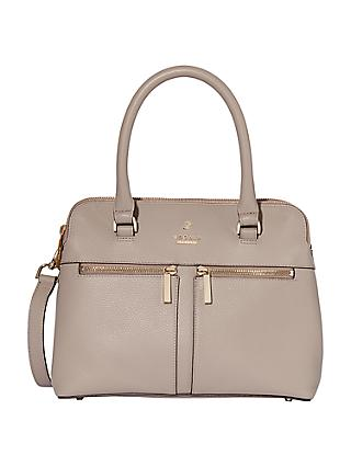 Modalu Pippa Classic Leather Mini Grab Bag