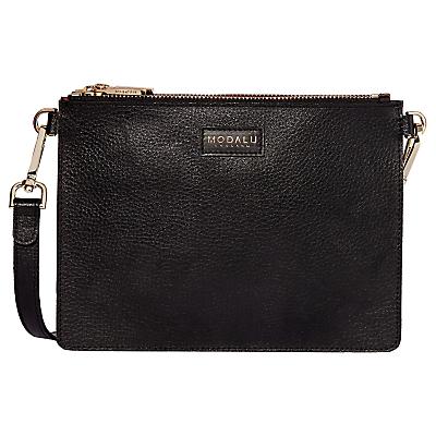 Modalu Jessica Leather Cross Body Bag, Multi