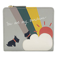 Buy Radley Sunshine Leather Zip Purse Online at johnlewis.com