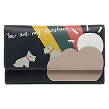 Buy Radley Sunshine Leather Large Matinee Purse Online at johnlewis.com